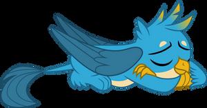 Sleeping Gallus