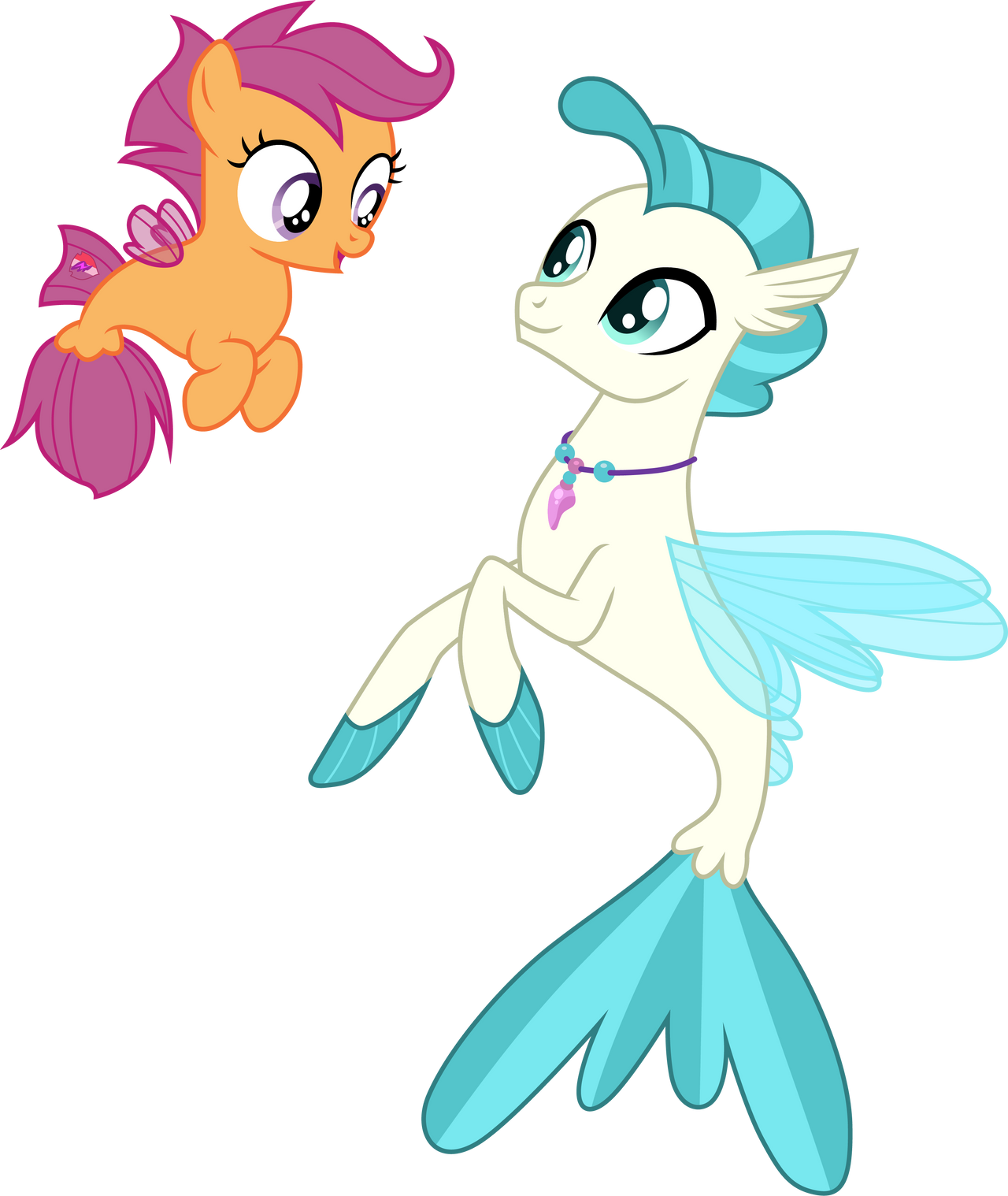 Scootaloo And Terramar Under The Sea By Cloudyglow On Deviantart A subreddit dedicated to running macos on non official apple hardware. scootaloo and terramar under the sea by