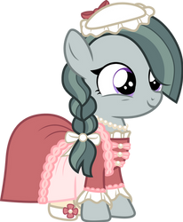 Marble Pie as Elizabeth Cole by CloudyGlow