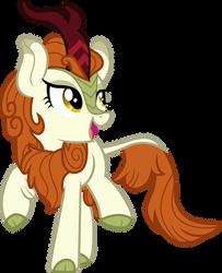 Autumn Blaze singing by CloudyGlow