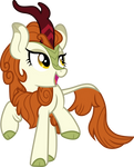 Autumn Blaze singing