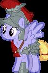 Royal Legionnaire by CloudyGlow