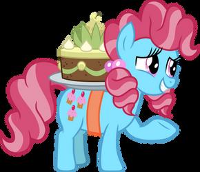 Chiffon Swirl with cake