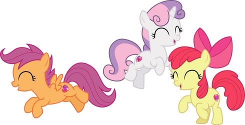 Happy CMC by CloudyGlow