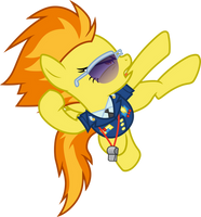 Spitfire kick by CloudyGlow