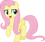 Determined Fluttershy