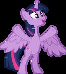 Bipedal Twilight Sparkle