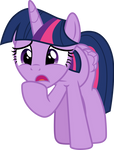Concerned Twilight Sparkle