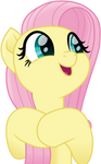 Pleased Fluttershy