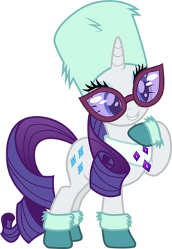 Winter Rarity by CloudyGlow