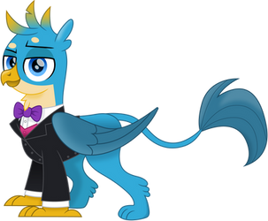 Formal Gallus by CloudyGlow