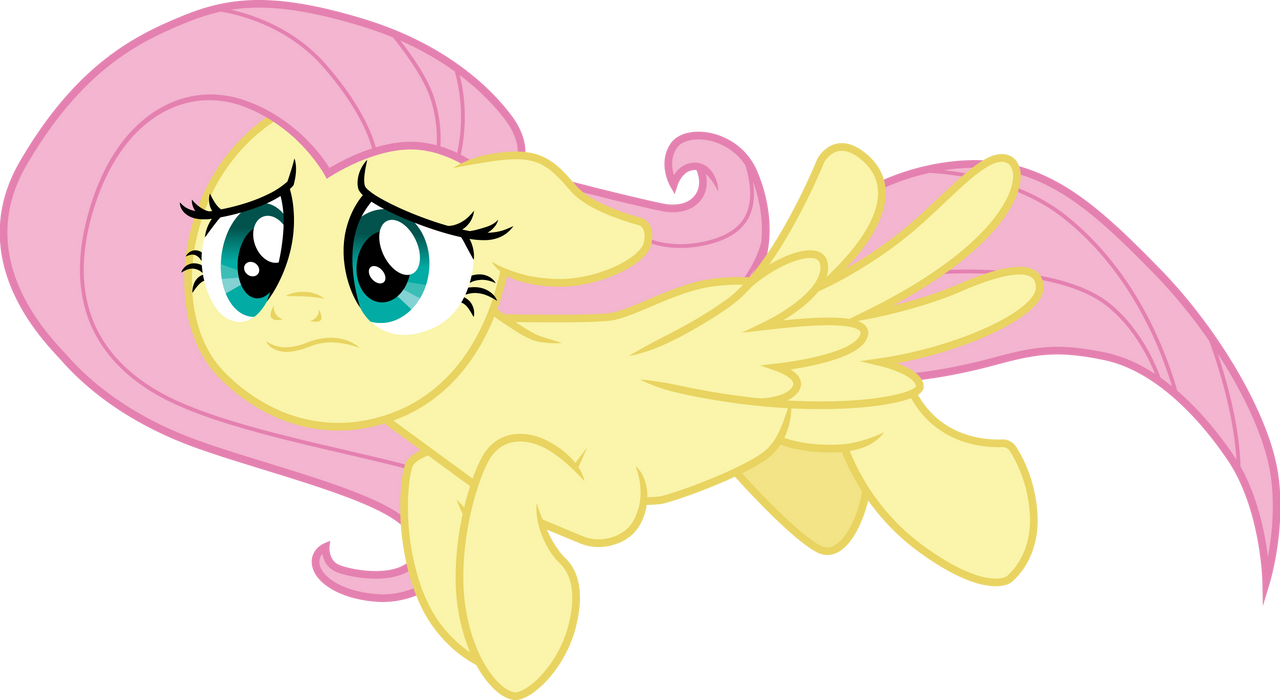 Fluttershy Flying