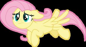 Fluttershy Flying