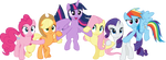 For Equestria by CloudyGlow