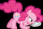 Pinkie Pie investigates