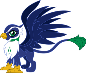 Seahawk by CloudyGlow