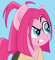 Pinkie Mulan