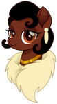 Tiana Pony (natural colors) by CloudyGlow
