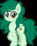 Wallflower Blush pony by CloudyGlow