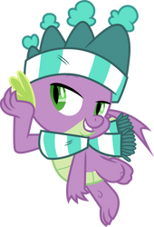 Winter Spike by CloudyGlow