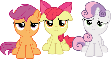 Disappointed CMC by CloudyGlow