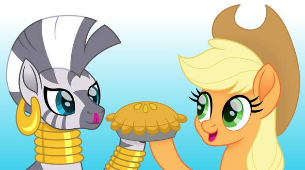 Apple Pie for Zecora