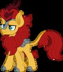 Flash Magnus kirin by CloudyGlow