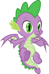 Winged Spike by CloudyGlow