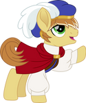 Prince Feather Bangs by CloudyGlow