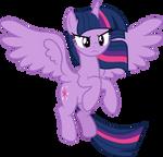 Final Battle Twilight Sparkle by CloudyGlow