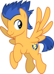 Flash Sentry pony by CloudyGlow