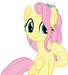 Happy Older Fluttershy