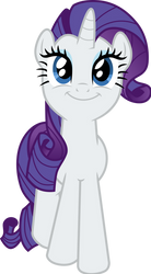 Sweet Rarity by CloudyGlow