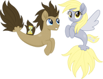 Dr. Hooves and Muffins seaponies