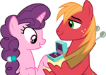 Big Mac proposes by CloudyGlow