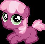 Little Cheerilee by CloudyGlow