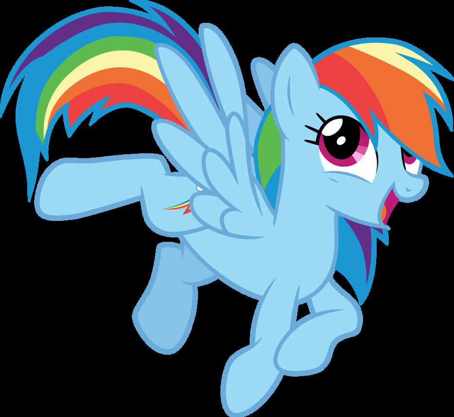 MLP_Rainbow Dash by MoritoAkira on DeviantArt