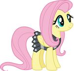 Fluttershy as Private Pansy