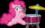 Drummer Pinkie Pie