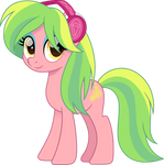 Lemon Zest pony