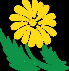 G1 Alternate April Daisy symbol