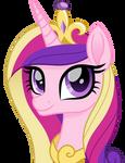 Princess Cadance portrait