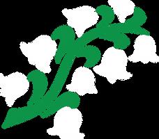 G1 Alternate May Lily symbol