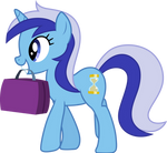 Traveling Minuette by CloudyGlow