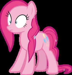 Wet Pinkie Pie