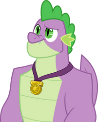 Future Spike by CloudyGlow