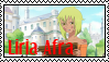 [ONE PIECE OC] Afra's stamp by LauraQC