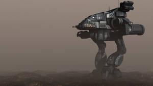 Battletech - Bushwacker Battlemech - 1
