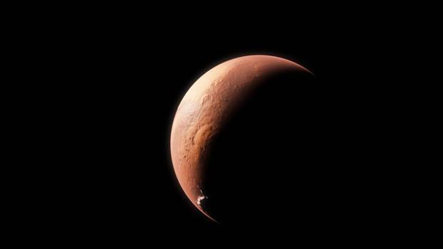 Random Render - Mars