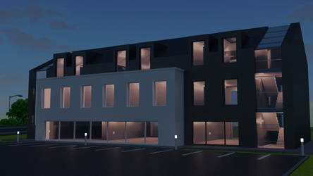 Random Render - A building